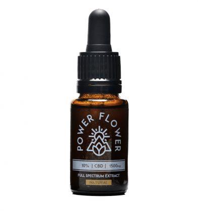 Natural CBD Oil – 1500mg (10%)